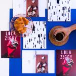 Printing Magazine Lola Ziggy